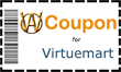 AwoCoupon Free for Virtuemart